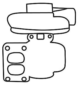 增壓器矢量素材-W-9