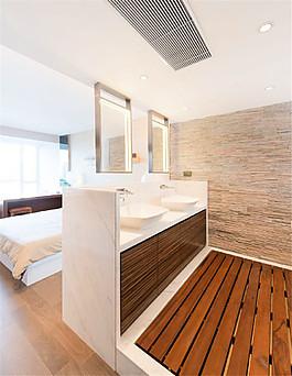 現代歐式臥室裝修效果圖