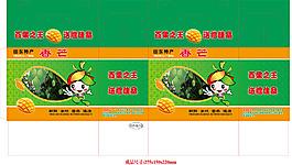 百香芒果包裝