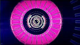 超炫3D隧道LED舞臺動感視頻背景