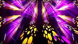燈光霓虹秀LED舞臺動感視頻背景