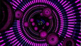 時光隧道LED舞臺動感視頻背景