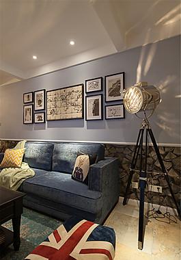 簡約家居客廳裝修效果圖