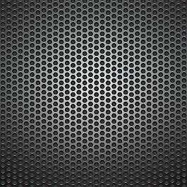 黑色鏤空金屬背景圖片