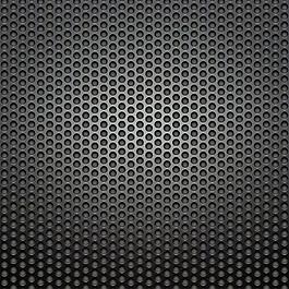 孔狀鏤空金屬背景圖片