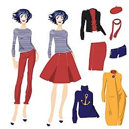衣服背景素材