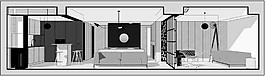 現代家裝設計效果圖