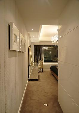 簡約歐式臥室裝修效果圖