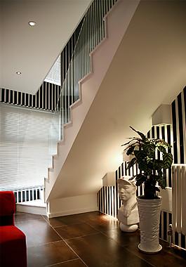 创意室内楼梯设计图