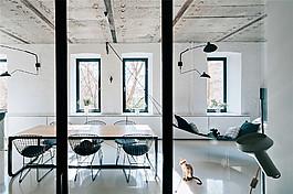 現代簡約中式客廳裝修效果圖