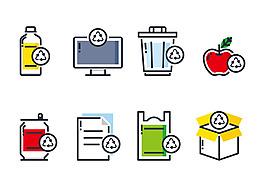 回收物品圖標