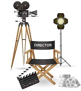電影拍攝用品
