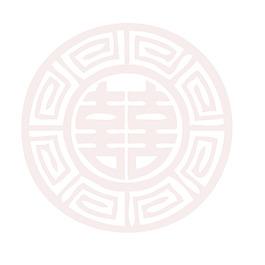 中國風喜字元素