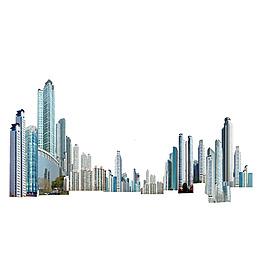 城市建筑元素