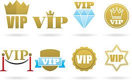 VIP圖標標志