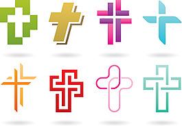 十字架公司Logo标志