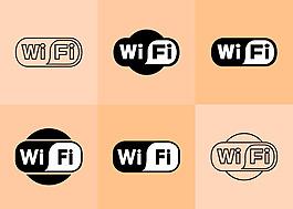 無線WIFI標志