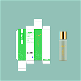 化妝品包裝盒設計