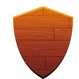 木纹纹理元素
