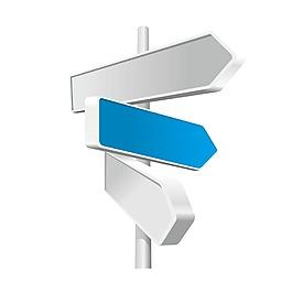 箭頭標識牌元素