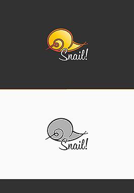 祥云商務logo設計矢量模板