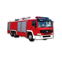 消防车元素