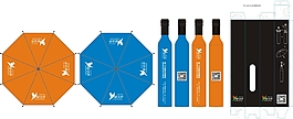 郁金香雨傘