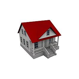 別墅模型元素