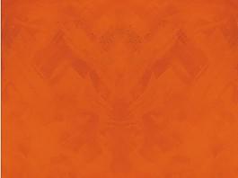 橙色涂鴉背景
