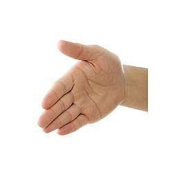 矢量手掌元素