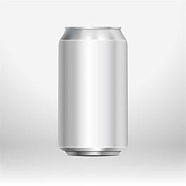 汽水罐子样机