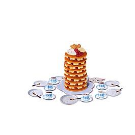 夹心饼干蛋糕元素