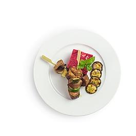 食物燒烤肉串元素