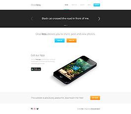 buy网站页面网页UI首页设计