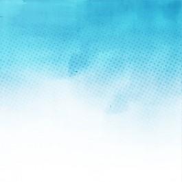 蓝色水彩半色调背景
