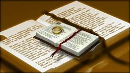 书籍戒指婚礼庆典视频