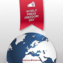 世界新聞自由日背景