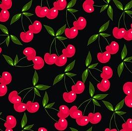 水果櫻桃背景