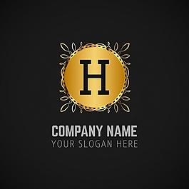 商业标识和口号背景