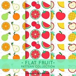 平面設計中的果實形態