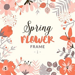 裝飾春花架