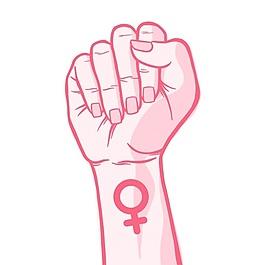 婦女節背景設計
