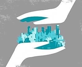 城市背景設計