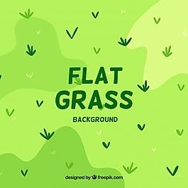 绿色背景的草背景