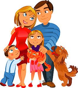 家庭与宠物图片