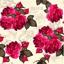 红色玫瑰花图片