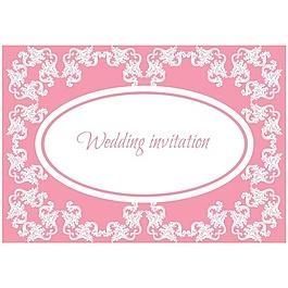 婚礼请柬设计