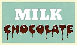 巧克力背景设计