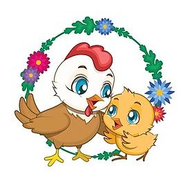 雞與雞設計