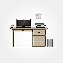 彩色的辦公空間設計